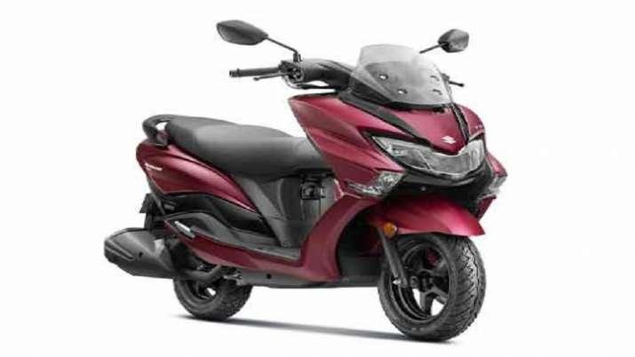 Suzuki Motorcycle India, BS-VI compliant, Burgman Street scooter - India TV Paisa