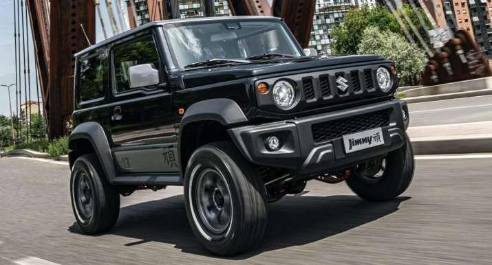 Suzuki Jimny- India TV Paisa