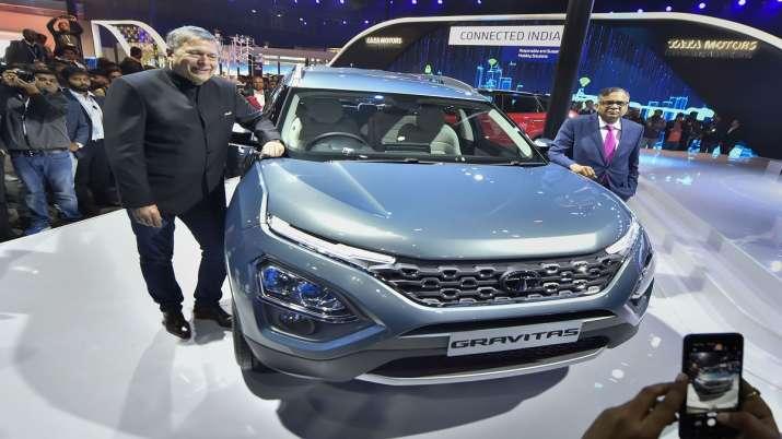 Tata Sons, Chairman, N Chandrasekaran, SUV segment, Auto Expo 2020- India TV Paisa