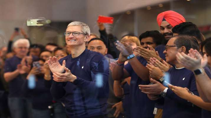 Apple to open 1st India flagship store in 2021, says Tim Cook- India TV Paisa