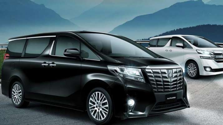Toyota drives in seven seater luxury MPV Vellfire at Rs 79.5 lakh- India TV Paisa