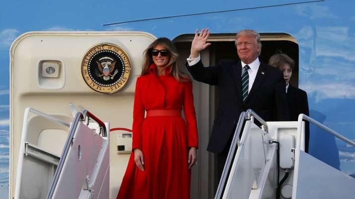 अमेरिकी राष्ट्रपति डोनाल्ड ट्रंप के साथ भारत आएगा 12 सदस्यीय प्रतिनिधिमंडल- India TV