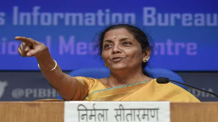 Union Finance Minister, Nirmala Sitharaman, Budget 2020- India TV Paisa