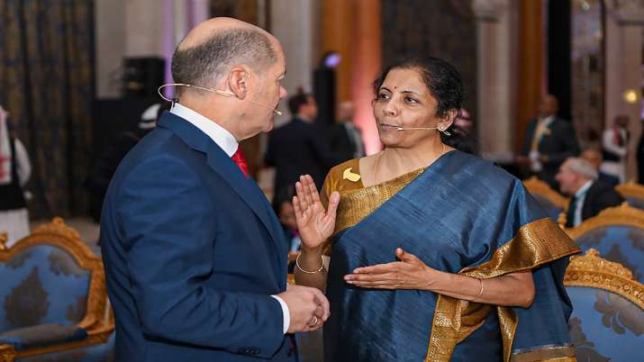 Union Finance Minister, Nirmala Sitharaman, International Taxes - India TV Paisa