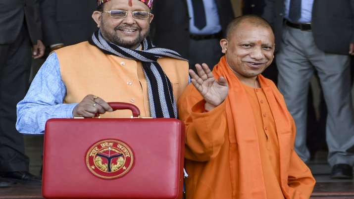 UP govt presents Rs 5,12,860 crore budget for FY 2020-21 in state assembly- India TV Paisa