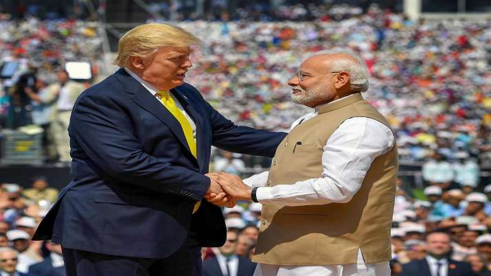 India and America, Defence deal, Trump India visit- India TV Paisa
