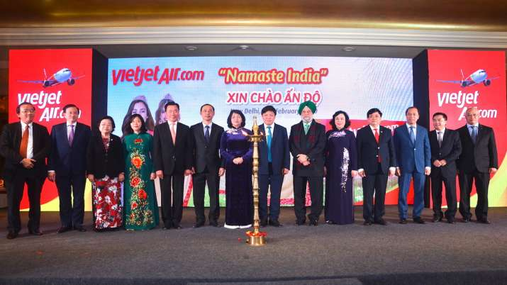Vietnam and India announce the operation of five new Vietjet routes- India TV Paisa