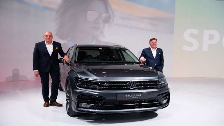 Volkswagen opens bookings for two new SUVs- India TV Paisa