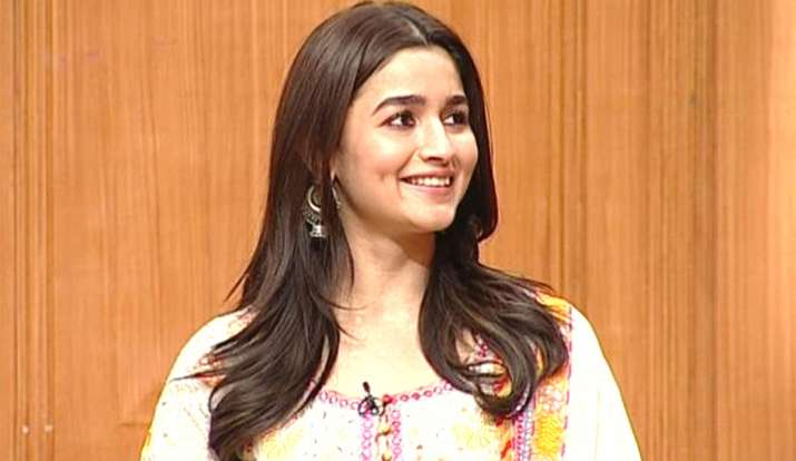 Alia Bhatt Aap Ki Adalat- India TV