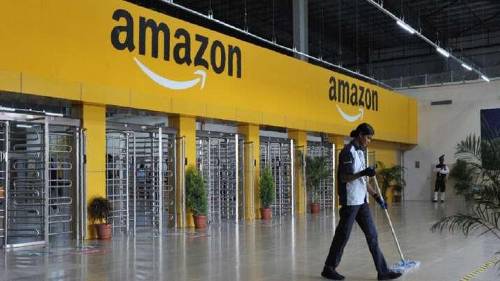 Amazon gives big relief to its employees, coronavirus...- India TV Paisa