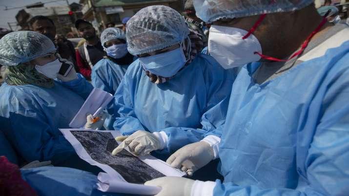 भारत में कोरोना वायरस से अब तक 16 लोगों की मौत, संक्रमण के कुल मामले बढ़कर 694 पहुंचे