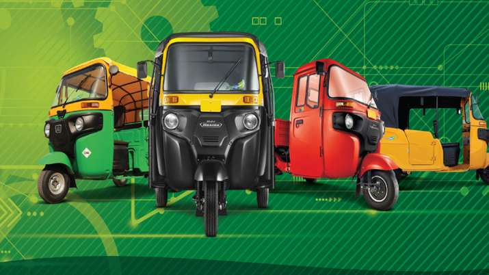 Bajaj Auto launches India's widest range of 3 wheeler BS6 Commercial Vehicles- India TV Paisa
