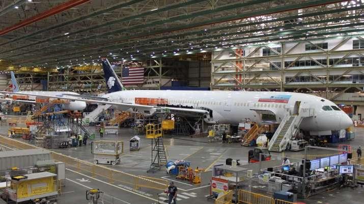 coronavirus Boeing and india cements shutdown of factories- India TV Paisa