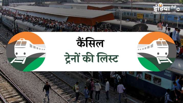 Coronavirus, Coronavirus effect, Indian Railways, trains, Indian Railways cancel trains - India TV Paisa