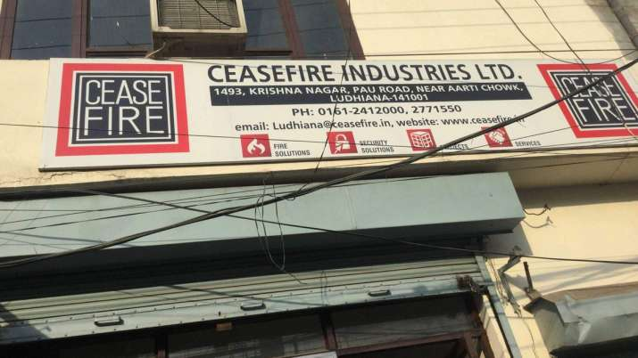 UP government sealed ceasefire industries in noida- India TV Paisa