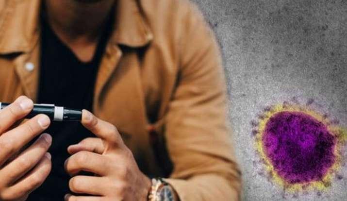 Coronavirus diabetes- India TV