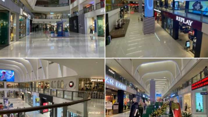 Coronavirus, Covid-19 effect, Delhi market and malls- India TV Paisa