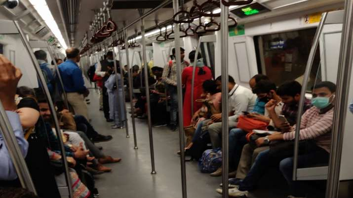 coronavirus, DMRC, advisory, Delhi Metro - India TV Paisa