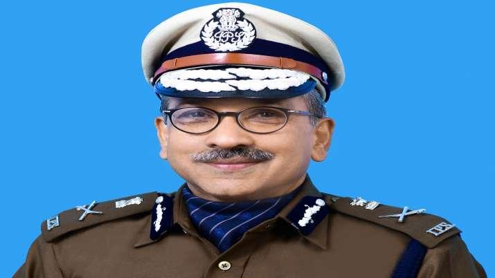 सीआरपीएफ के डायरेक्टर जनरल डॉ. एपी माहेश्वरी- India TV