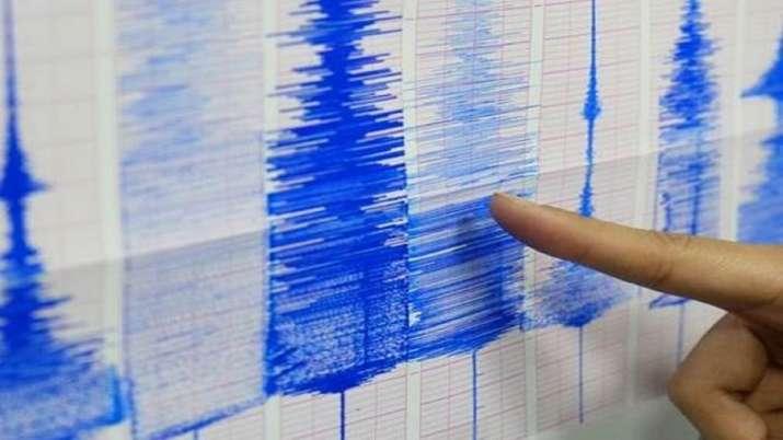 Earthquake, Russia's Kuril Islands, Russia- India TV