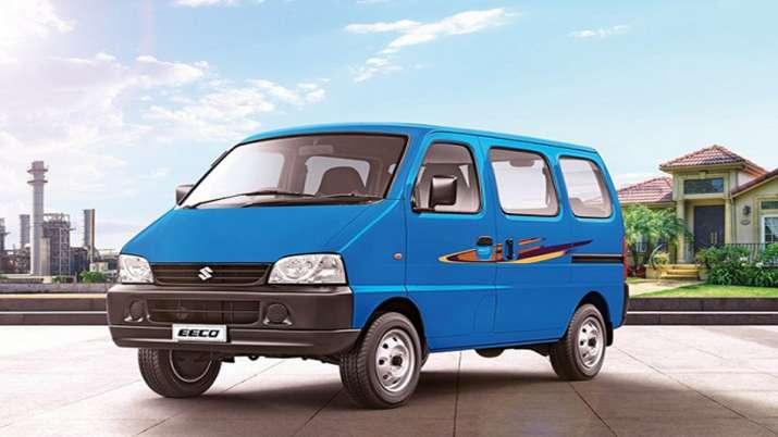 Maruti Suzuki introduces Eeco BS6 S-CNG- India TV Paisa