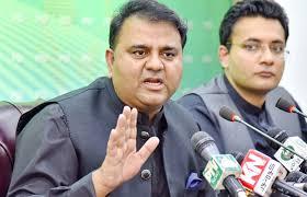 पाकिस्तानी मंत्री फवाद चौधरी ने कहा, कट्टर धार्मिक तत्वों की जहालत से देश में कोरोना फैला- India TV