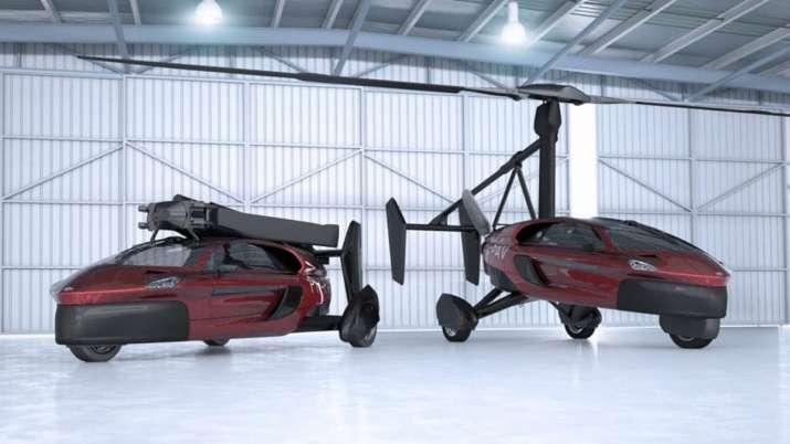 Flying car PAL-V- India TV Paisa