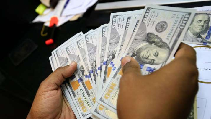 Forex reserves surge by USD 5.69 billion to reach record USD 487.23 bn- India TV Paisa