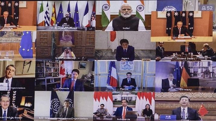 G-20, coronavirus crisis, coronavirus, G-20 countries, G-20 leaders- India TV Paisa