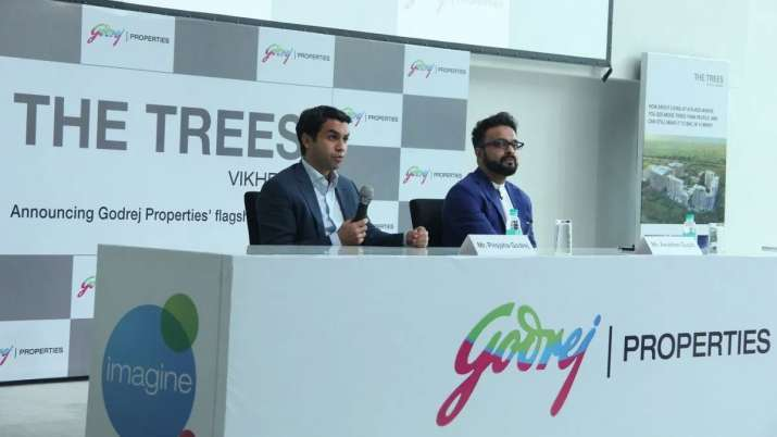 Godrej Properties buys 44-acre land in Faridabad from BPTP- India TV Paisa