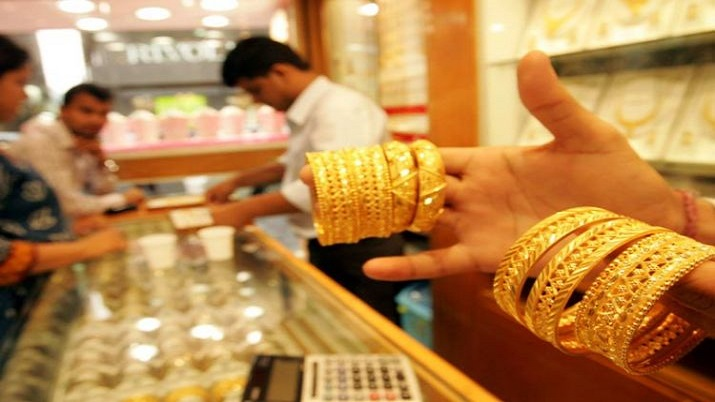 Gold stores open sales fall- India TV Paisa