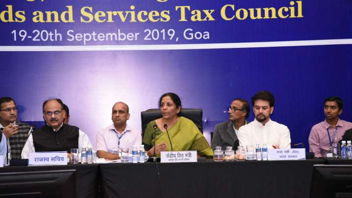 GST on cellphones, footwear, textiles to be rationalised on March 14- India TV Paisa