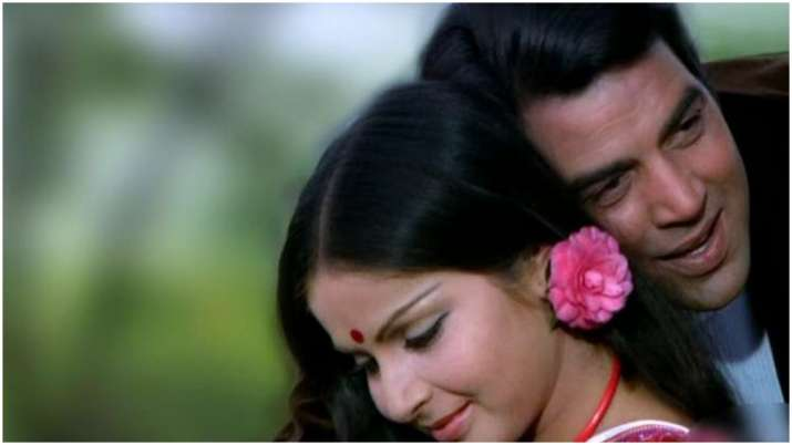 धर्मेद्र, राखी- India TV