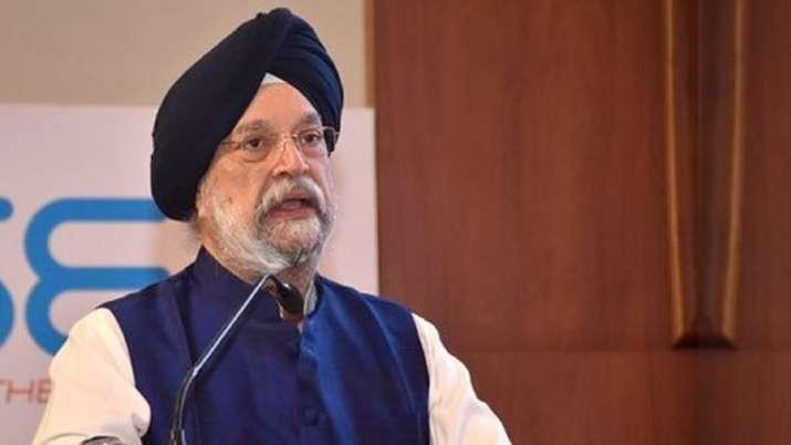 Hardeep Singh Puri, Civil Aviation Minister - India TV Paisa