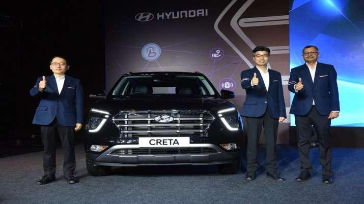 Hyundai Motor India launched new Creta with price...- India TV Paisa
