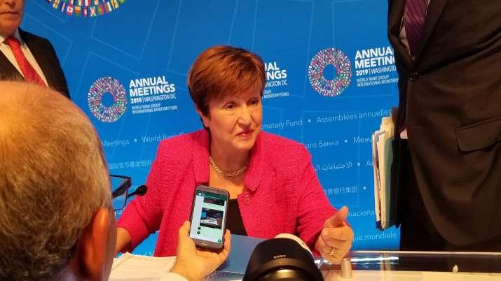 Coronavirus : IMF announces 50 billion dollar in emergency funding- India TV Paisa