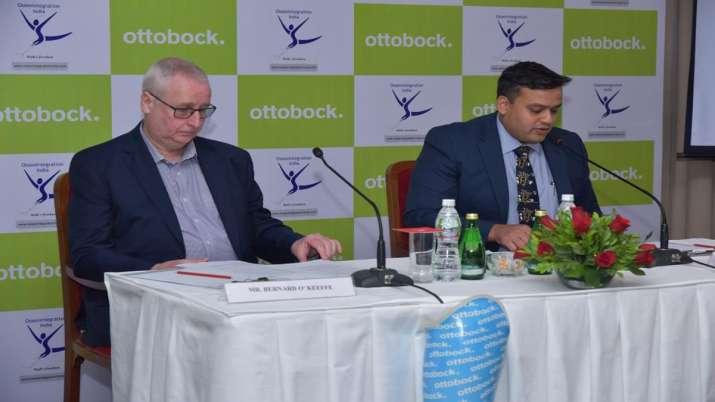 German prosthetics company Ottobock announces collaboration with orthopedic surgeon- India TV Paisa