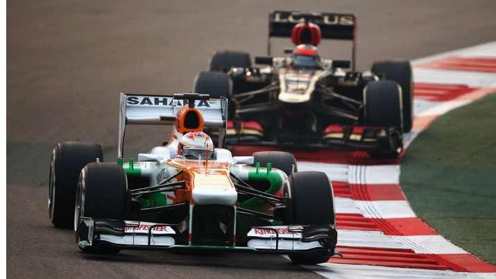 Spanish Grand Prix- India TV