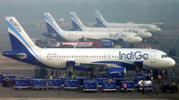 IndiGo cancels flights to Doha till March 17 Qatar bans entry of people from India, 13 other countri- India TV Paisa