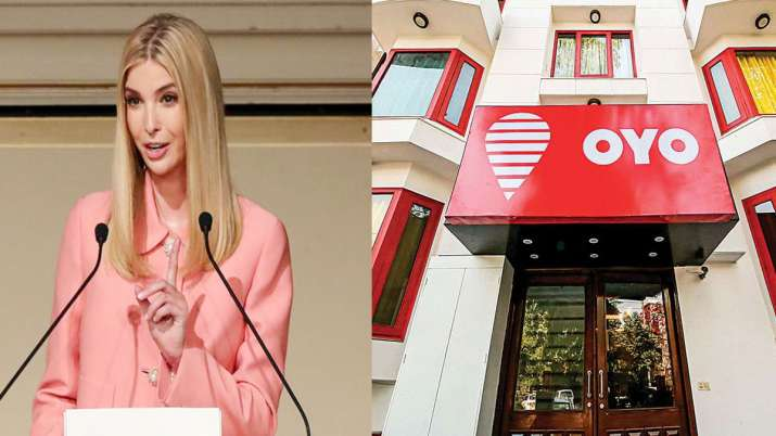 Ivanka lauds Indian hotel chain OYO for offering free stays to doctors in US amid COVID19 crisis- India TV Paisa
