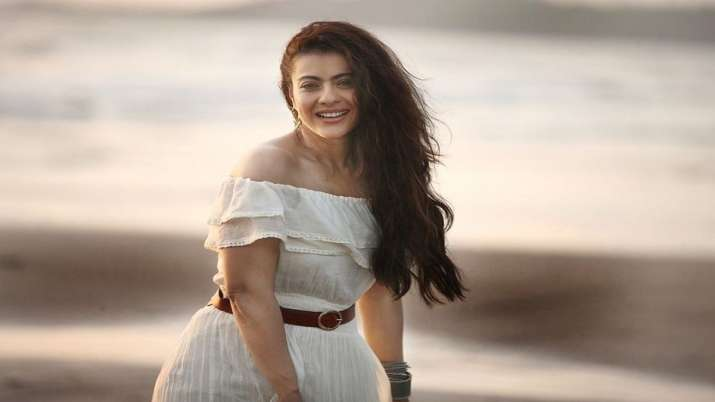 kajol asked how to chill at home- India TV
