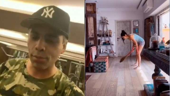karan johar and katrina kaif- India TV