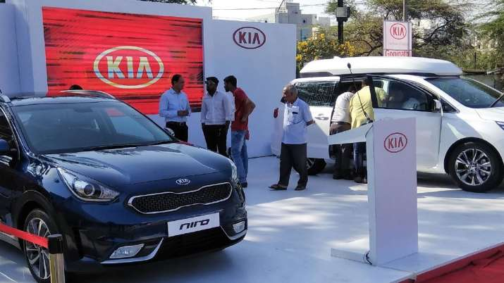 Kia Motors India achieves its highest ever sales in February 2020- India TV Paisa