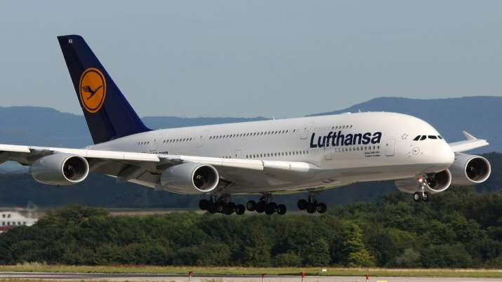 Lufthansa Group airlines introduce flexible rebooking options- India TV Paisa