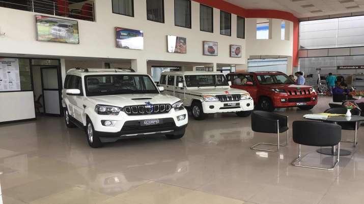 Mahindra and Mahindra sales, M&M sales February 2020, Mahindra sales- India TV Paisa