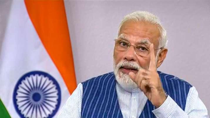 प्रधानमंत्री नरेंद्र मोदी- India TV