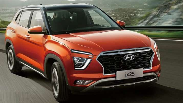 Hyundai receives over 10,000 bookings for new Creta in one week- India TV Paisa