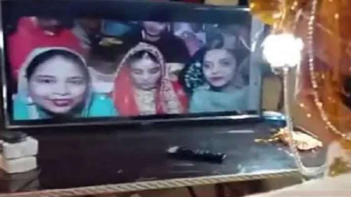 Nikaah on Video conferencing- India TV