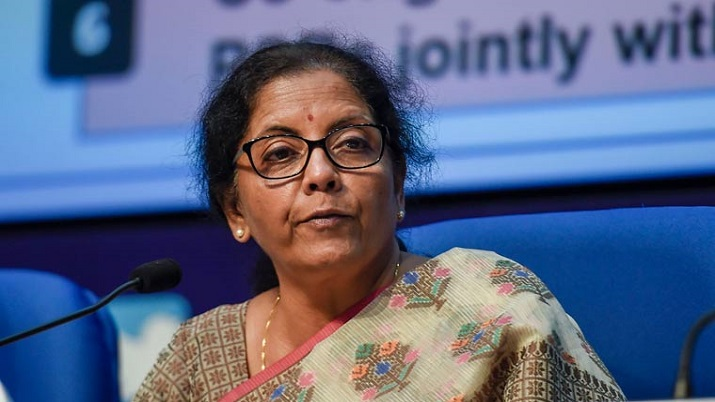 Nirmala Sitharaman to meet heads of merging banks on Thursday- India TV Paisa