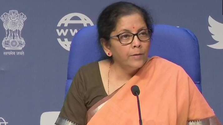 Finance Minister, Nirmala Sitharaman, Stimulus package, Coronavirus- India TV Paisa